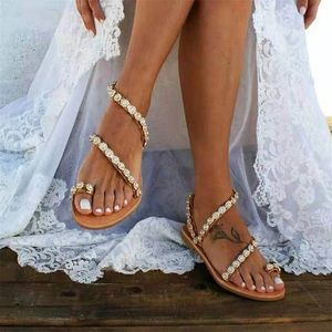 NEW Gorgeous Boho Sandals with Crystal Detail